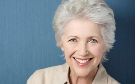 фото пожилых дам