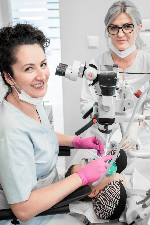 klinika stomatologiczna - Lukow